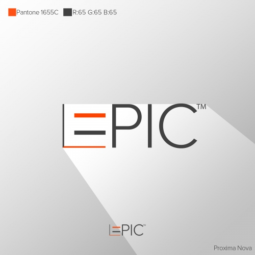 Epic Industries - Corporate Identity Design Concept.