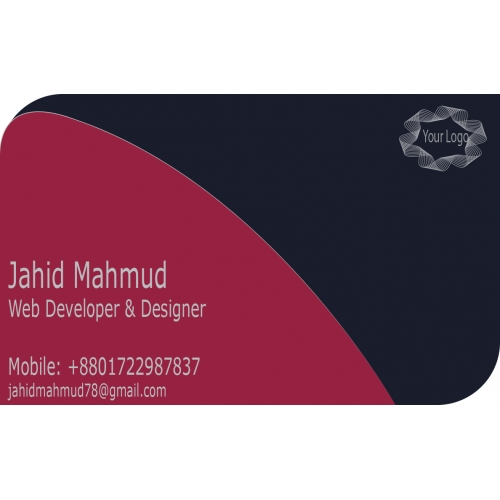 Business Card of My Own